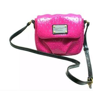 Marc By Marc Jacobs Pink Crossbody Handbag